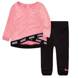 Nike Active Top & Legging Set | 12M